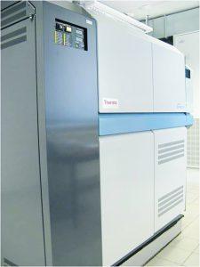 GDMS – Glimmentladungs-Massenspektroskopie