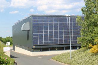 Loser Chemie GmbH - Firmensitz in Freiberg