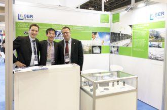 Loser Chemie GmbH at nanotech 2019 in Tokyo Japan