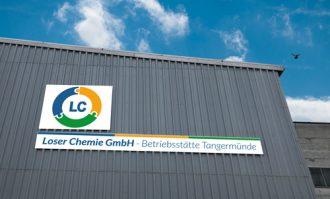 Loser Chemie GmbH - Werk Sachsen-Anhalt in Tangermünde