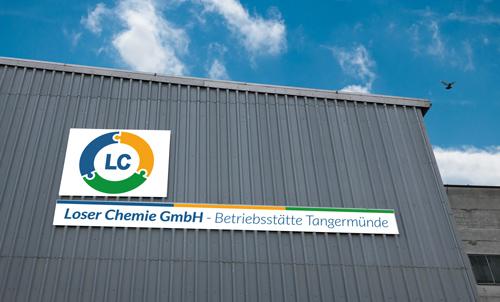 Loser Chemie GmbH - Sachsen-Anhalt plant in Tangermünde