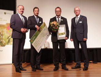 Sächsischer Umweltpreis 2019 - Preisträger Loser Chemie GmbH